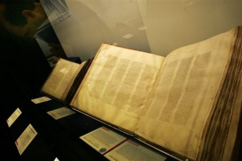 BRITAIN SACRED TEXT EXHIBITION