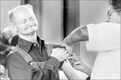 No vacunarte te puede salvar la vida! [N1 H1]